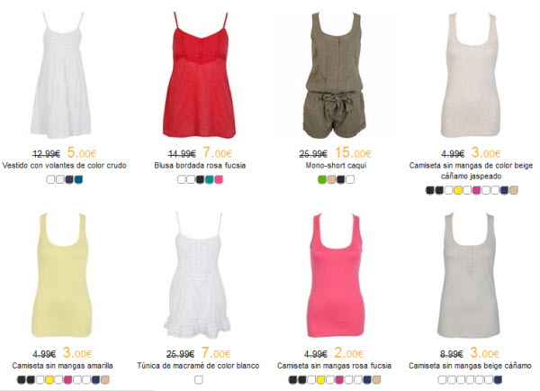 tienda ropa online