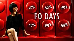 Rebajas Online en portales de ventas privadas: Po Days y demas