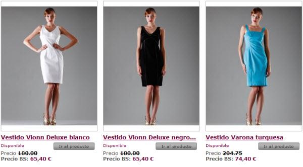 vestidos online rocco barocco