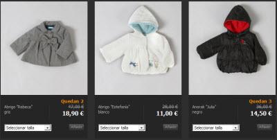 ropa para bebes lullaby