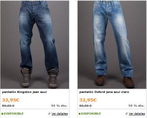 rebajas vaqueros pepe jeans