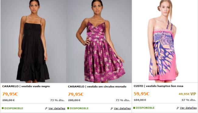 vestidos online