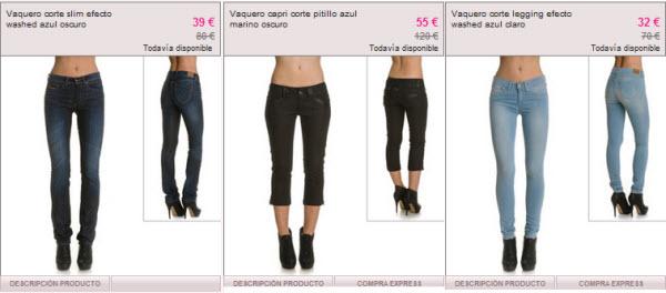 vaqueros pepe jeans