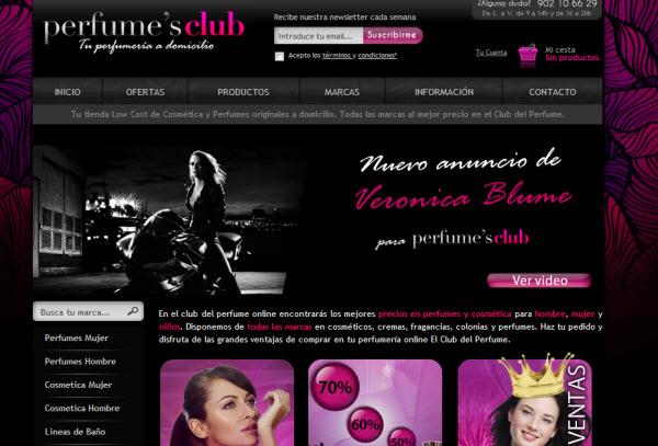 perfumerias online