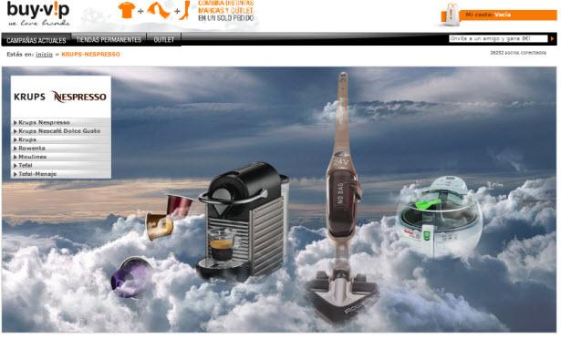 Rebajas Nespresso: descuentos hasta del 60% en Buyvip