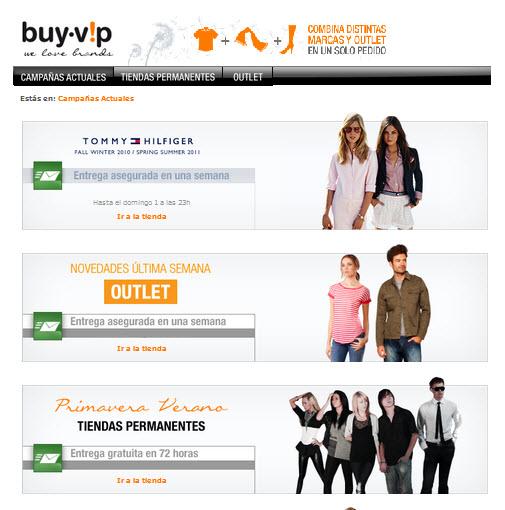 Tiendas de ropa Online: como ahorrar con los outlets