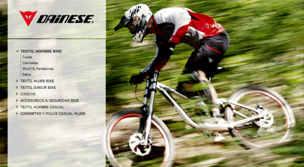 ropa para mountain bike