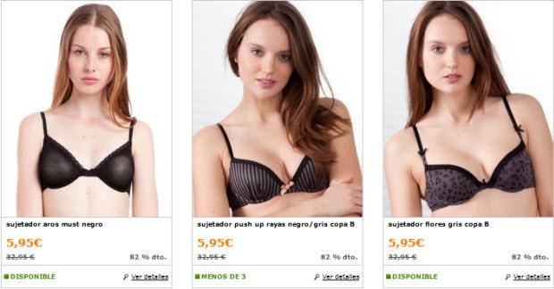 ropa interior women secret