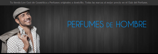 comprar perfumes para hombre