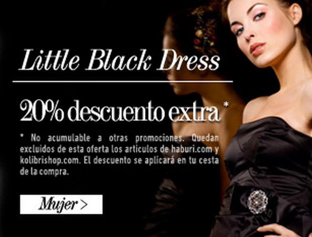 comprar vestidos negros