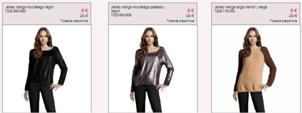 comprar jerseys en bershka