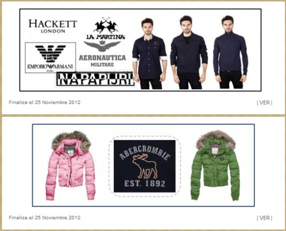 comprar ropa de marca online