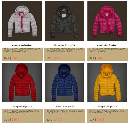 abrigos de marca outlet