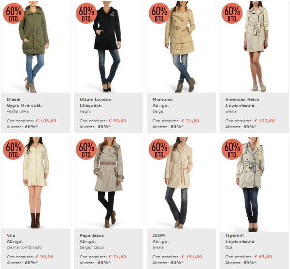 abrigos dress for less