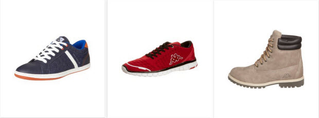 calzado ropa deportiva Kappa