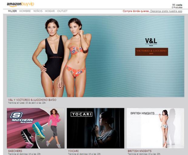 outlets online de ropa