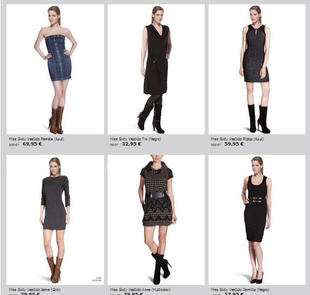 vestidos miss sixty