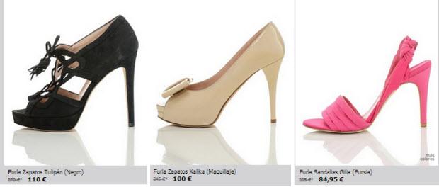 zapatos furla