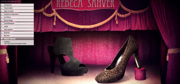 rebeca sanver online