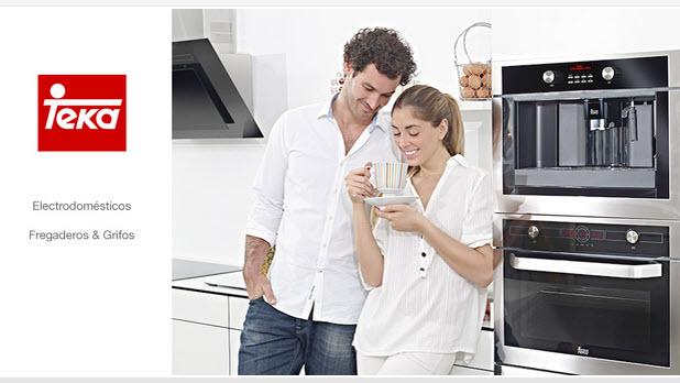 Teka Online equipa tu cocina con descuentos de hasta el 50%