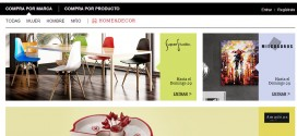 Privalia Home and Decor: la nueva sección de muebles y decoración