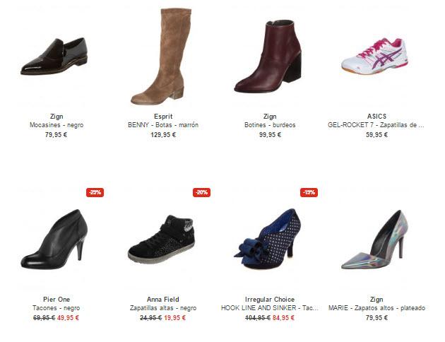 zalando zapatos de mujer