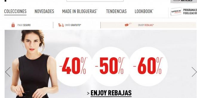Rebajas Pimkie 2015: ropa online con descuentos especiales