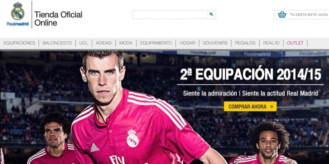 Real madrid outlet store baloncesto futbol y mas - Outlet juguetes madrid ...