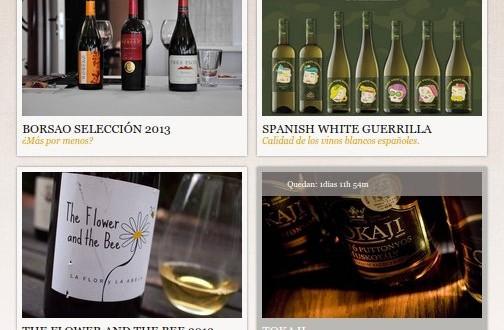 Expirit: outlet y ventas privadas de vinos gourmet