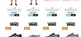 Fillow: opiniones online sobre las rebajas Vans