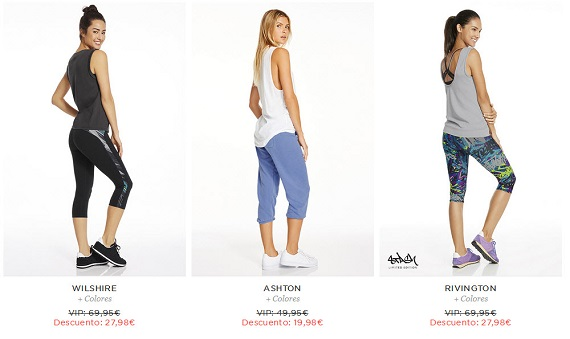 FABLETICS ROPA DEPORTIVA