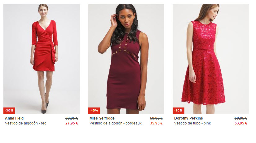 efc2c0df758a Rebajas Zalando 2016: ofertas online en ropa de mujer y hombre