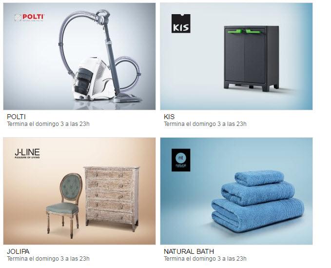 Ventas privadas de hogar muebles y decoracion online en 2016 - Hogar decoracion online ...
