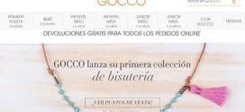 Gocco online: opiniones 2016 del catálogo de moda de bebé