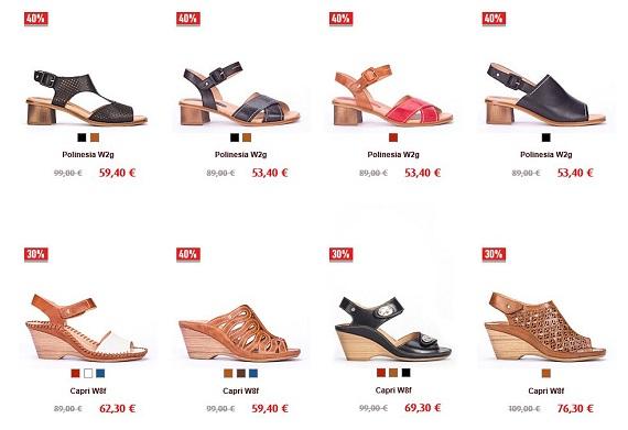 pikolinos sandalias