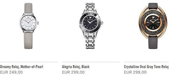 regalar-swarovski-relojes