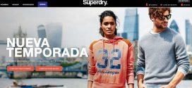 Opiniones de Superdry: comentarios de la tienda online de chaquetas