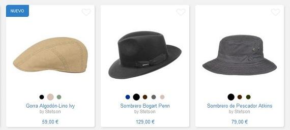sombreros stetson americanos