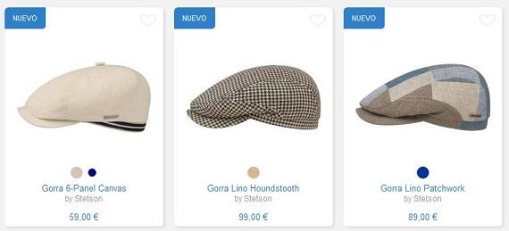 sombreros stetson calidad