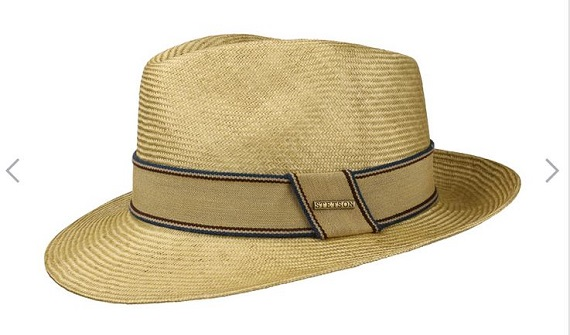 sombreros stetson fedora