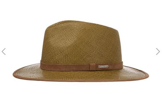 sombreros stetson panama