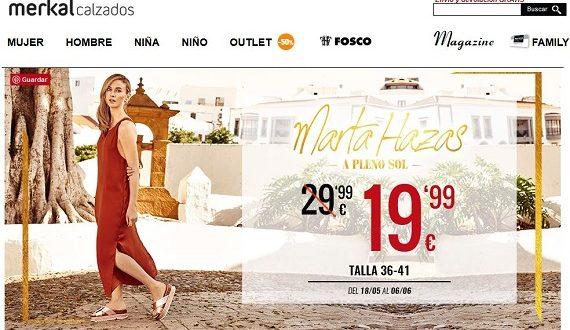 Opiniones 2019Comentarios Outlet Merkal Del Zapatos De Online nkX80wOP