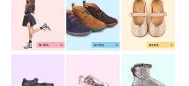Conguitos: tienda online infantil de zapatos de piel lavables en rebajas