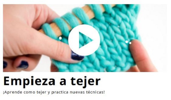 we are knitters montar puntos