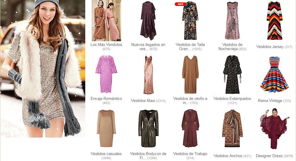 tiendas de ropa china